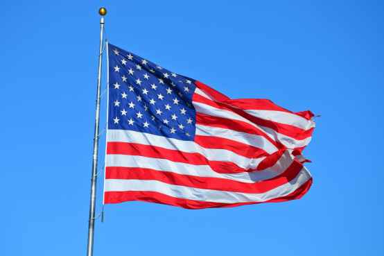 administration american flag country daylight